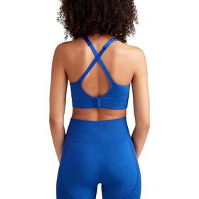 2XU Engineered Bra Women, heather blue/surf the web